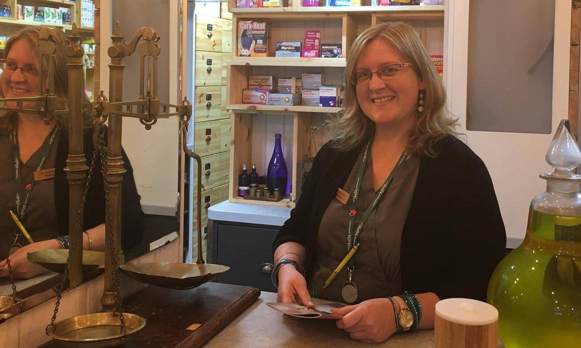 Elizabeth Lawless - The Wellness Pharmacist